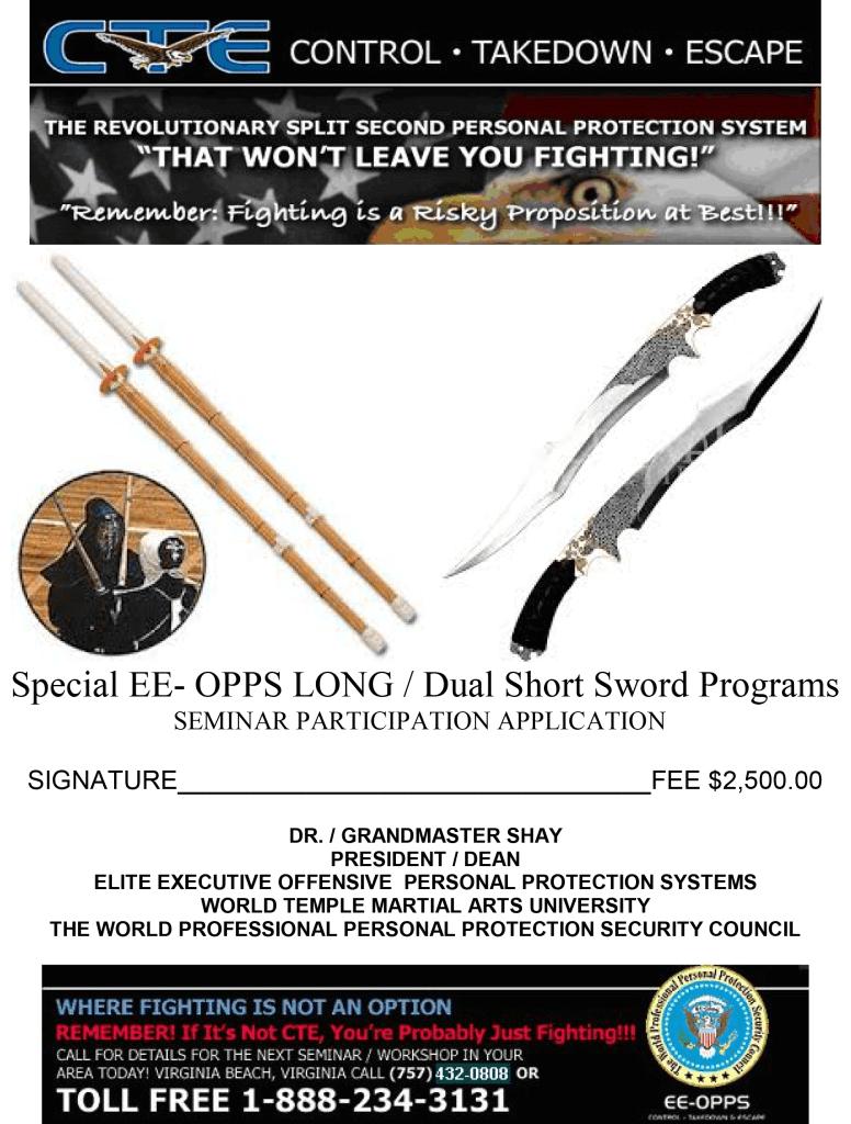 Dual-Short-Sword-Program